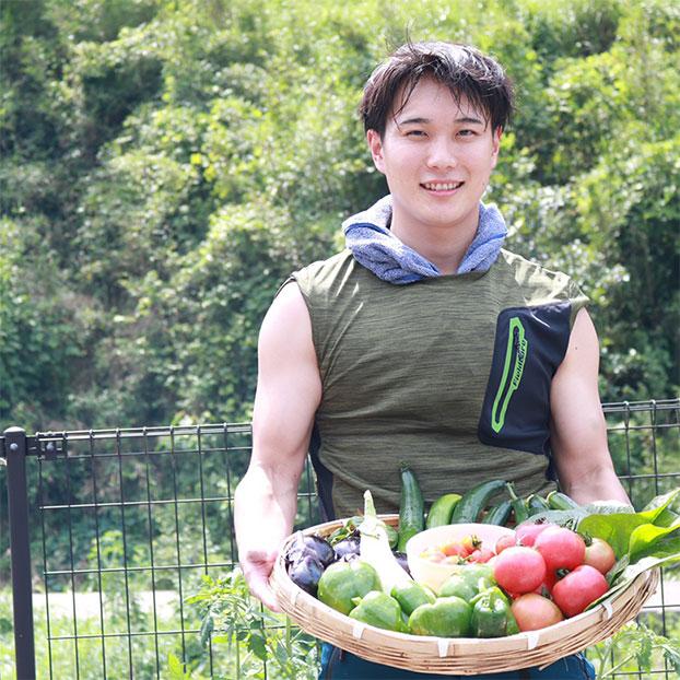 農業に革命を起こし、人々の食と暮らしを豊かにします!